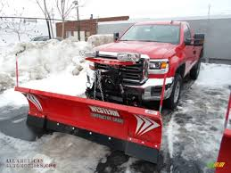 2015 GMC Sierra 2500HD Regular Cab 4x4 Plow Truck In Fire Red ... Snow Plow On 2014 Screw Page 4 Ford F150 Forum Community Of Snow Plows For Sale Truck N Trailer Magazine 2015 Silverado Ltz Plow Truck For Sale Youtube Fisher At Chapdelaine Buick Gmc In Lunenburg Ma 2002 F450 Super Duty Item H3806 Sol Ulities Inc Mn Crane Rental Service Sales Custom 64th Scale Mack Granite Dump W And Working Lights Salt Spreaders Trucks Commercial Equipment Blizzard 720lt Suv Small Personal 72 Use Extra Caution Around Trucks With Wings Muskegon Product Spotlight Rc4wd Blade Big Squid Rc Car