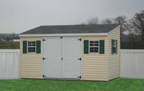 Backyard Sheds Jacksonville Fl by Custom Lean To Sheds For Large And Small Spaces