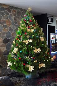 Christmas Tree 10ft by Decorated Christmas Trees Hire Rent Christmas Tree Christmas