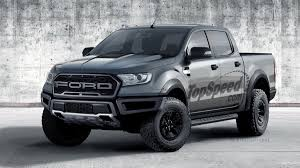 2019 Ford Ranger Raptor | Top Speed