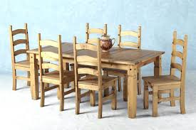Mexican Dining Room Sets Painted Furniture Popular For