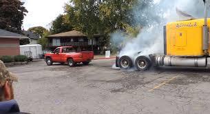 Pickup Truck Tug War