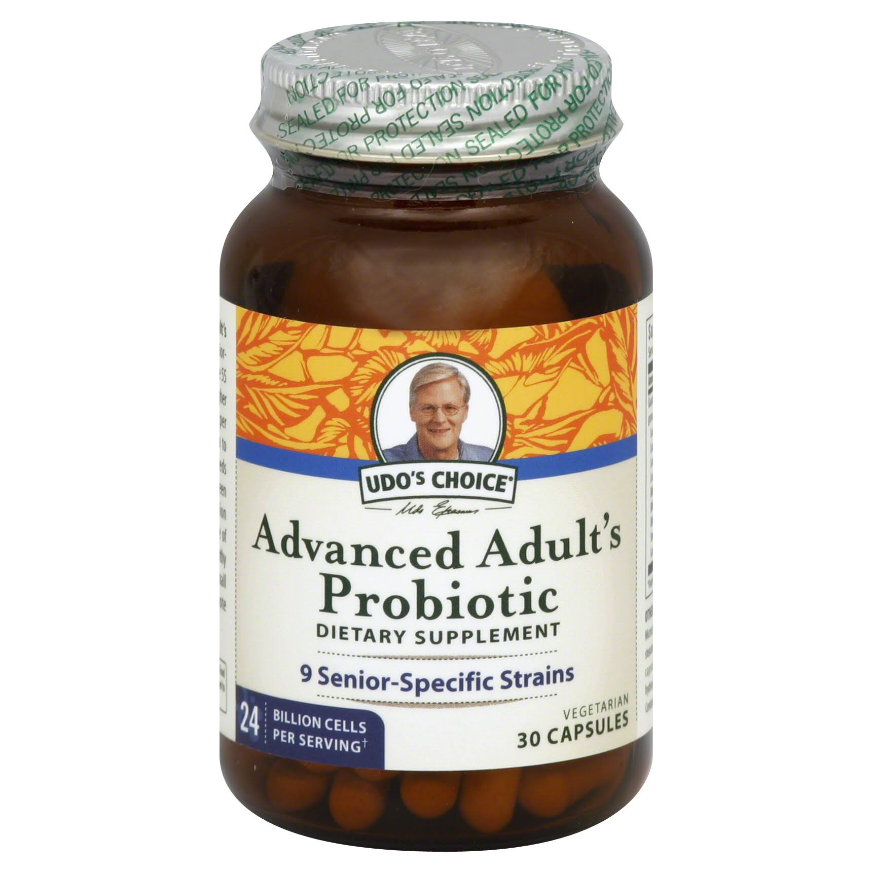 Flora Udo's Choice Advanced Adult's Probiotic