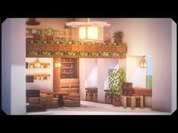 minecraft how to build an indoor garden loft tutorial