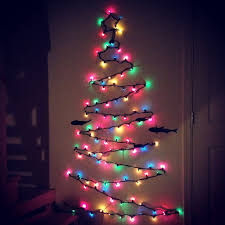 How To Make Outdoor Christmas Tree Out Of Lights Best Home Ideas