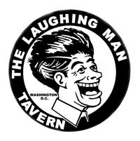 Laughing Man Tavern 1371657368 Logo White