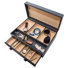Mens Dresser Valet Plans by Stock Your Home Men U0027s Dresser Valet Jewelry U0026 Accessories