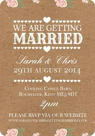 Dont Forget To RSVP Wedding Invites