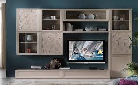 wohnwand tv mit türen und schubladen aus eschenholz möbel wohnzimmer für tv fernseher möbel made in italy mit schneller montage neu