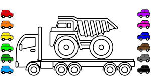 Dump Truck Coloring Book, Colouring Pages For Kids - YouTube Large Tow Semi Truck Coloring Page For Kids Transportation Dump Coloring Pages Lovely Cstruction Vehicles 2 Capricus Me Best Of Trucks Animageme 28 Collection Of Drawing Easy High Quality Free Dirty Save Wonderful Free Excellent Wanmatecom Crafting 11 Tipper Spectacular Printable With Great Mack And New Adult Design Awesome Ford Book How To Draw Kids Learn Colors