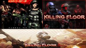 Killing Floor Fleshpound Voice by All Killing Floor Trailers Up To Killing Floor 2 From Mod To