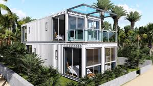 100 Luxury Container House Neazealand Standard Modular Prefabricated