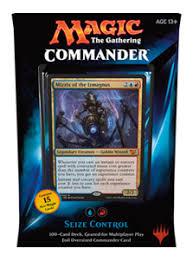 budget commander 20 seize control upgrade