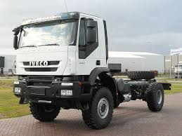 100 Iveco Truck IVECO S And IVECO Trakker Transporting Growth For Djibouti