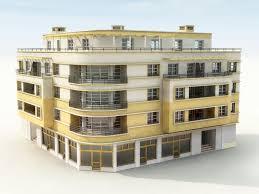 Apartment Building Images 2