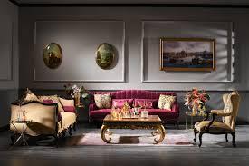 casa padrino luxus barock wohnzimmer set 2 sofas 2 sessel 1 couchtisch barock möbel edel prunkvoll luxus qualität made in italy