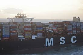 100 Shipping Containers San Francisco Public Warned Away From Ship Containers Lost Off Dutch Coast
