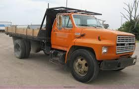 1989 Ford F600 Flatbed Dump Truck | Item D8412 | SOLD! July ... Used 2006 Intertional 4300 Flatbed Dump Truck For Sale In Al 2860 1992 Gmc Topkick C6500 Flatbed Dump Truck For Sale 269825 Miles 2007 Kenworth T300 Pre Emission Custom Flat Bed Trucks Cool Great 1948 Ford 1 Ton Pickup Regular Cab Classic 2005 Sterling Lt7500 Spokane Wa Ford 11602 1970 Chevrolet C60 Flatbed Dump Truck Item H5118 Sold M In Pompano Beach Fl Used On Single Axle For Sale By Arthur Ohio As Well With Sleeper 1946 The Hamb