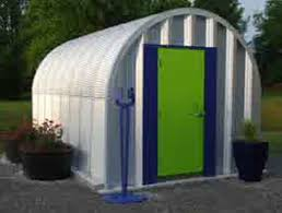 Tin Shed Garden Cafe Portland Oregon by Landscaping And Outdoor Building Outdoor Tin Shed Curved Roof
