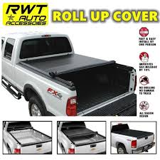 2015-2018 FORD F-150 5.5ft Bed Roll Up Soft Tonneau Cover - $123.00 ...