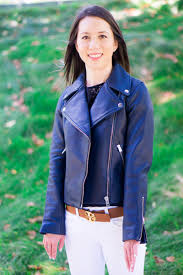 j crew leather jacket fit review petite style script