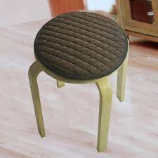 Counter Height Stool Covers by Bar Stool Round Bar Stool Cushions Walmart Round Bar Stool Seat
