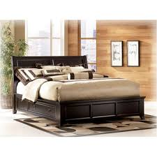 b551 78 ashley furniture king platform bed with storage