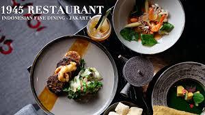 jakarta cuisine 1945 restaurant dining jakarta anakjajan com