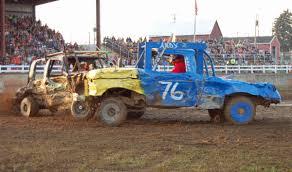 Demolition Truck Derby Semi