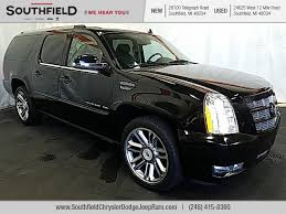 Used Cadillac Escalade ESV for Sale in Toledo OH