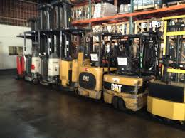 Warehouse Equipment -