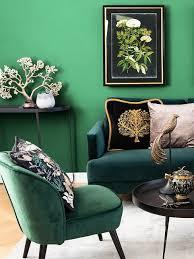 welche farbe passt zu grün westwing