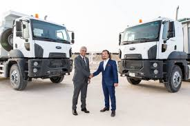 100 The New Ford Truck Launch Region Helped Design New S 6x4 Middle East