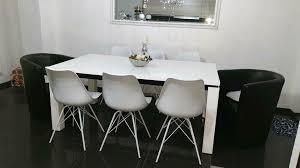 esszimmermöbel tisch stühle sessel garnitur küche