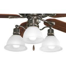 Westinghouse Schoolhouse Ceiling Fan Light Kit by Antique Brass Ceiling Fan Light Kit Roselawnlutheran