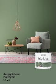 designfarbe ausgeglichenes piniengrün nr 28 schöner