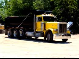 100 Peterbilt Tri Axle Dump Trucks For Sale 1996 Model Peterbilt 379 Dump Truck For Sale YouTube