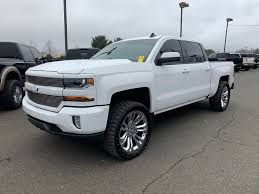 2016 Used Chevrolet Silverado 1500 LT Leveled At Country Diesels ...