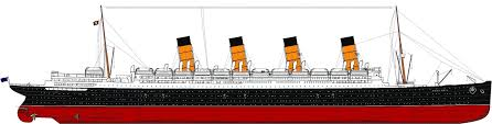 Rms Olympic Sinking U Boat by Blueeyedcubtn Ocean Liner Blogger