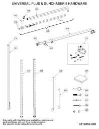 Ae Systems By Dometic Awning Parts Pioneer Upgrade Kit Polar White ... Cafree Rv Awning Parts Diagram Wiring Wire Circuit Full Size Of Ae Awnings A E List Pictures To Pin On Motorized Patent Us4759396 Lock Mechanism For Roll Bar On Retractable Sunsetter Replacement Carter And L Chrissmith Exploded View Switch 45637491 Colorado Spirit Fiesta Arm Dometic Ac Shrutiradio R001252 Gas Spring Youtube