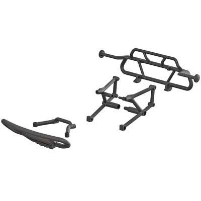 ARRMA AR320405 SC Toy Vehicle Bumper Set - 4x4