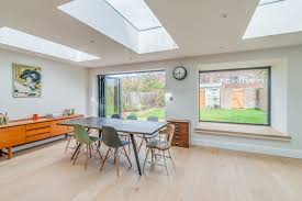 Best Floor For Kitchen Diner by 50 Degrees North Architects Ground Floor Rear Extension In South