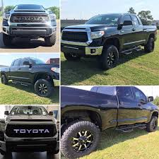 2017 TOYOTA TUNDRA: #LEDGRILLE #LEDBAR... - Miller's Auto & Truck ... 2016 Toyota Tundra Vs Nissan Titan Pickup Truck Accsories 2007 Crewmax Trd 5 7 Jive Up While Jaunting 2014 Accsories For Winter 2012 Grade 5tfdw5f11cx216500 Lakeside Off Road For Canopy Esp Labor Day Sale Tundratalknet Clear Chrome Led Headlights 1417 Recon Karl Malone Youtube 08 Belle Toyota Viking Offroad Shop Puretundracom
