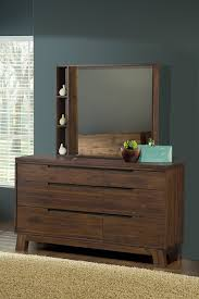 Wayfair Dresser With Mirror by Amazon Com Modus Furniture 7z4882 Portland Solid Wood Dresser