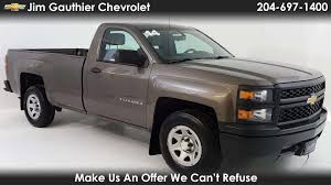 100 Used Work Trucks Jim Gauthier Chevrolet In Winnipeg ALL 2014 Cars And SUVs