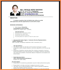 Sample Resume Fresh Graduate Engineering Pdf Midland Autocare Accounting