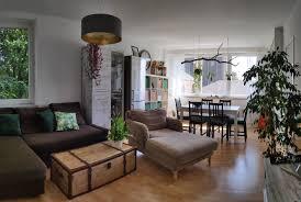 großes wohn und esszimmer in kölner 3 zimmerwohnung