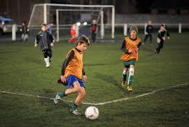 technique de foot en salle stage de football à houtaing sudinfo ath