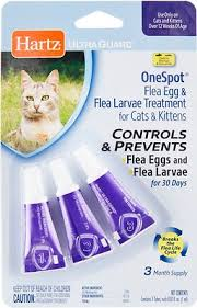 flea treatment for cats hartz ultraguard onespot flea treatment for cats kittens 3