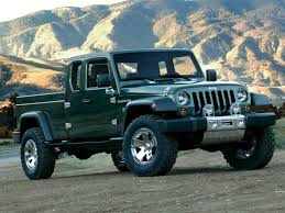 100 4 Door Jeep Truck Visual Comparison Between The 2020 Gladiator And The 2005